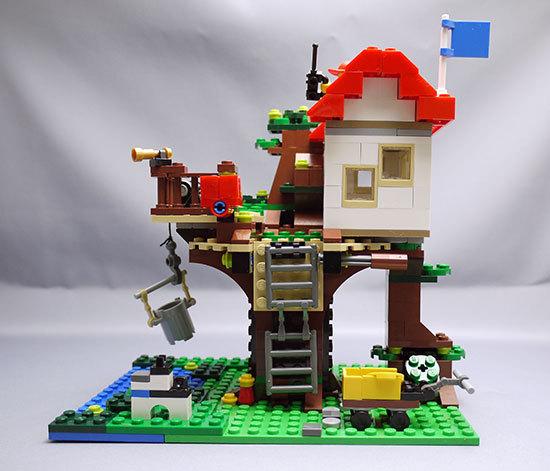 LEGO-31010-ツリーハウスを作った19.jpg