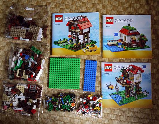 LEGO-31010-ツリーハウスを作った2.jpg