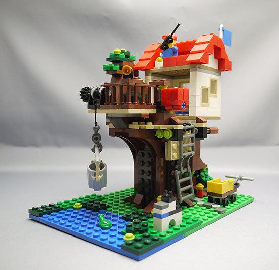 LEGO-31010-ツリーハウスを作った20.jpg