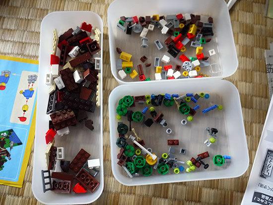 LEGO-31010-ツリーハウスを作った3.jpg