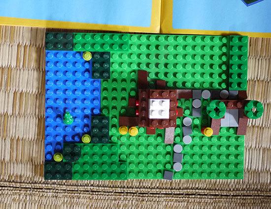 LEGO-31010-ツリーハウスを作った6.jpg
