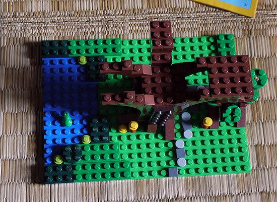 LEGO-31010-ツリーハウスを作った7.jpg