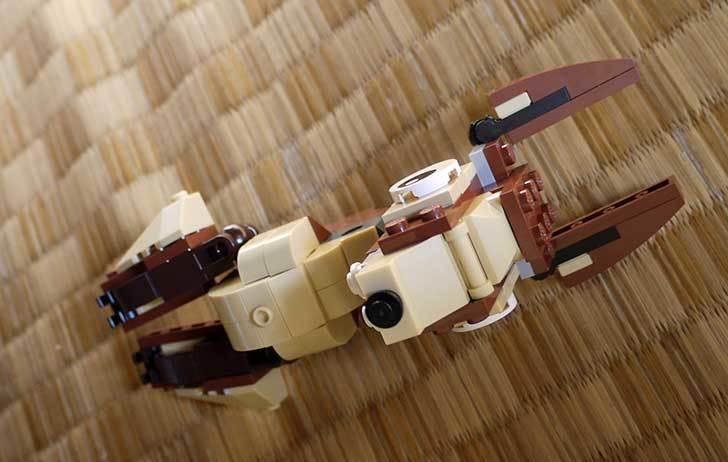 LEGO-31019-クリエイター・モンキー&バードを作った1-10.jpg