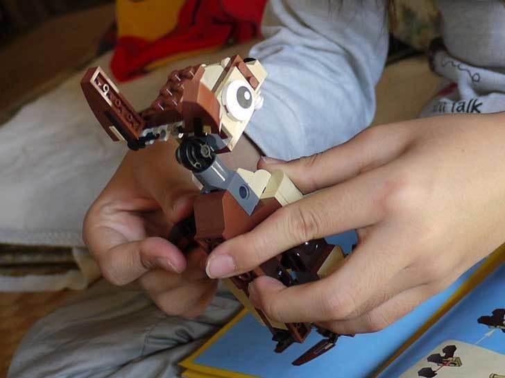 LEGO-31019-クリエイター・モンキー&バードを作った1-12.jpg