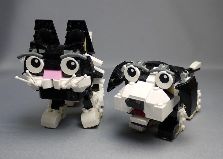 LEGO-31021-クリエイター・キャット&マウスを作った2-35.jpg