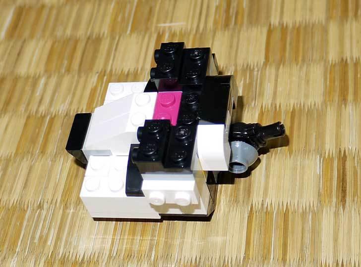 LEGO-31021-クリエイター・キャット&マウスを作った2-7.jpg