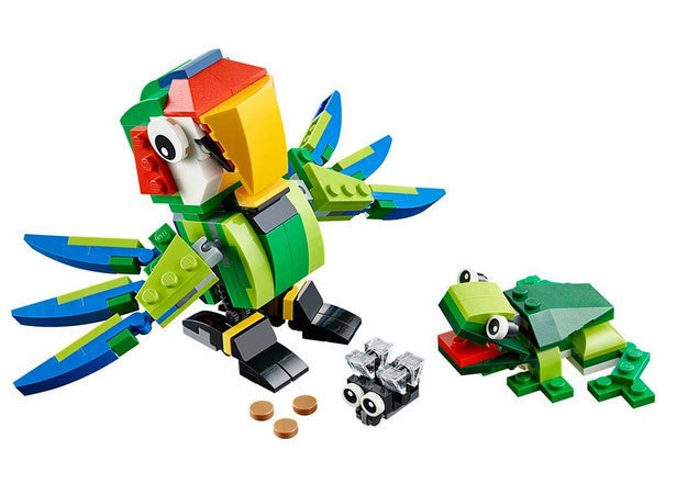 LEGO-31031-熱帯の動物たちをアマゾンのGW直前セールでポチった1.jpg