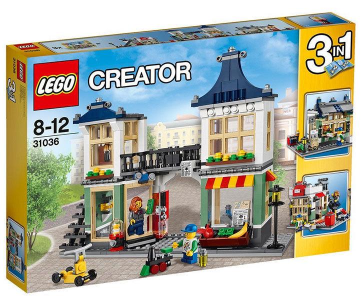 LEGO-31036-おもちゃ屋と町の小さなお店が47%offだったので2個ポチった1.jpg
