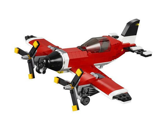 LEGO-31047-プロペラ飛行機をアマゾンのGW直前セールでポチった1.jpg