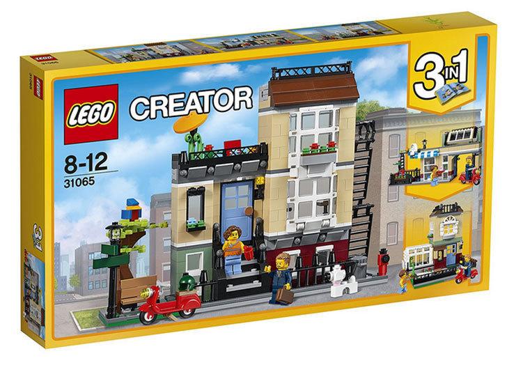LEGO-31065-タウンハウスが47%offだったのでポチった1.jpg