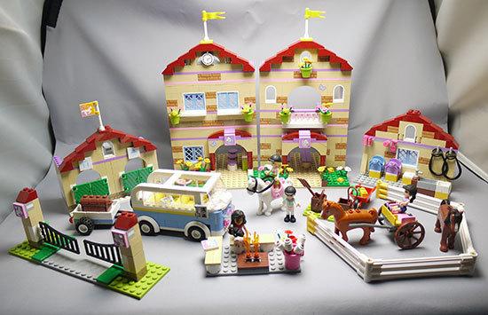 LEGO-3185-カントリークラブハウスを作った1.jpg