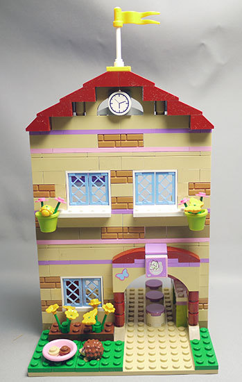 LEGO-3185-カントリークラブハウスを作った19.jpg