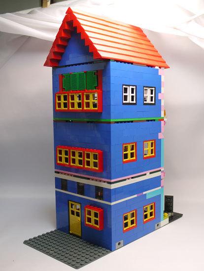 LEGO-3187-ビューティーサロン-改造9.jpg