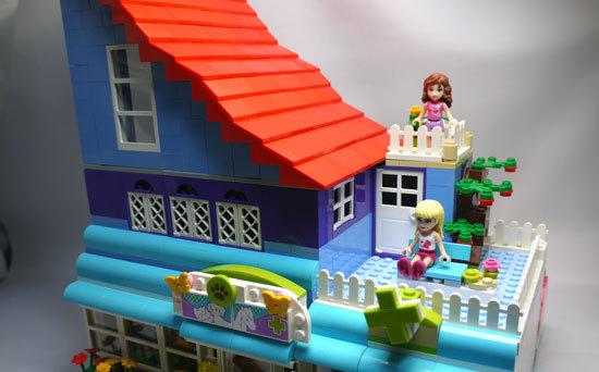 LEGO-3188-ハートレイクのアニマルクリニック-改造5.jpg