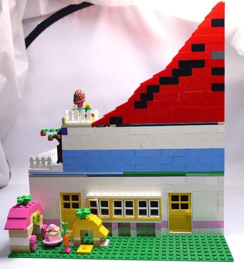 LEGO-3188-ハートレイクのアニマルクリニック-改造7.jpg