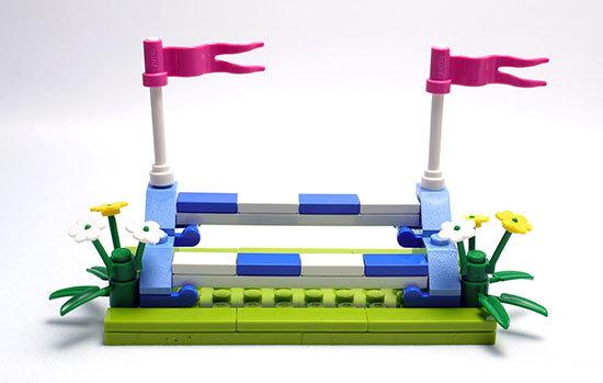 LEGO-3189-ハートレイクホースクラブを作った11.jpg