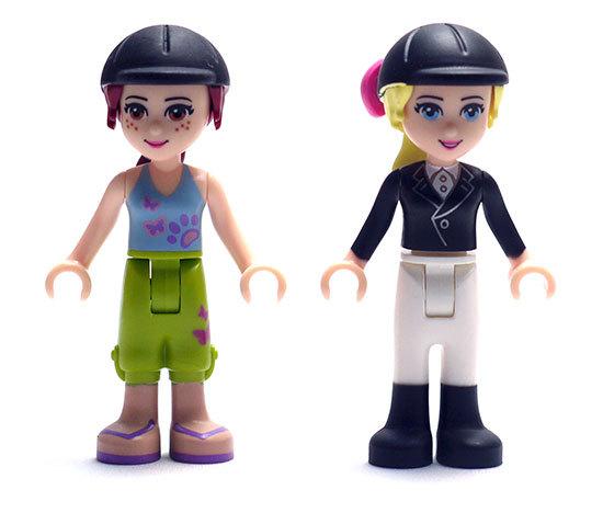 LEGO-3189-ハートレイクホースクラブを作った13.jpg