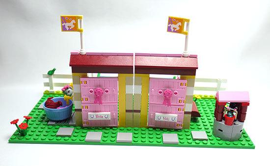 LEGO-3189-ハートレイクホースクラブを作った17.jpg