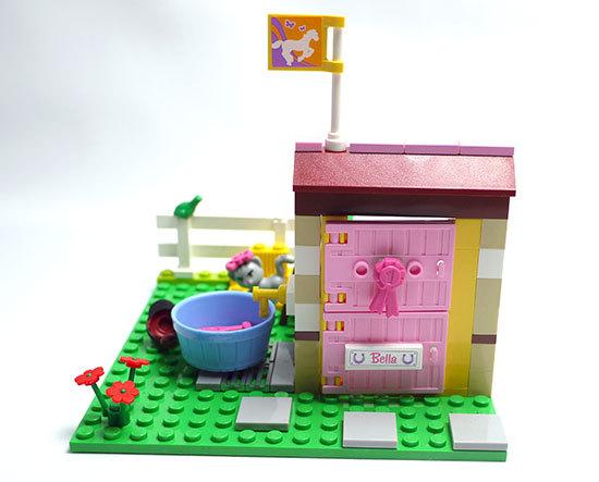 LEGO-3189-ハートレイクホースクラブを作った3.jpg