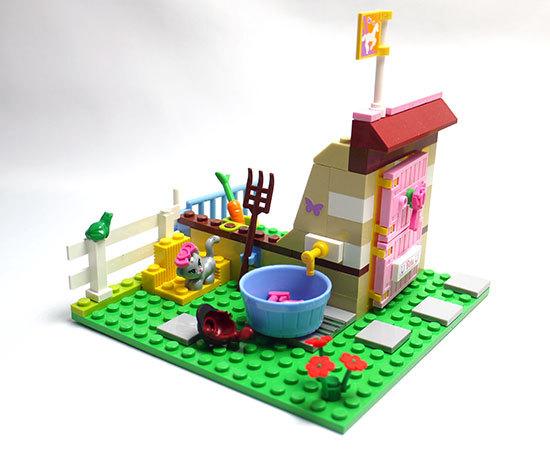 LEGO-3189-ハートレイクホースクラブを作った4.jpg