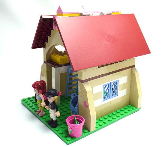 LEGO-3189-ハートレイクホースクラブを作った6.jpg