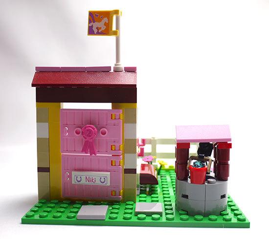 LEGO-3189-ハートレイクホースクラブを作った7.jpg