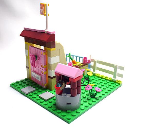 LEGO-3189-ハートレイクホースクラブを作った8.jpg