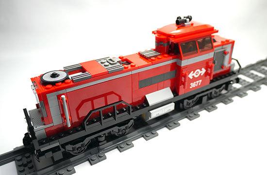 LEGO-3677-レッドカーゴトレイン作った1-15.jpg