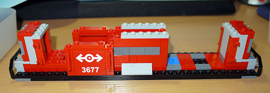 LEGO-3677-レッドカーゴトレイン作った1-5.jpg