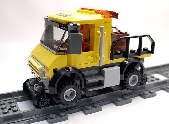 LEGO-3677-レッドカーゴトレイン作成2-1.jpg