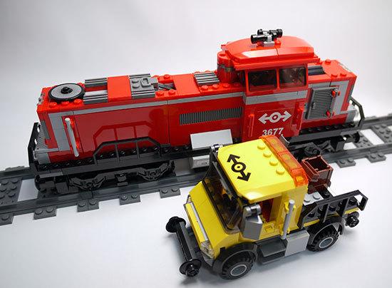 LEGO-3677-レッドカーゴトレイン作成2-12.jpg