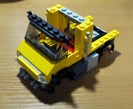 LEGO-3677-レッドカーゴトレイン作成2-5.jpg