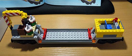 LEGO-3677-レッドカーゴトレイン作成3-6.jpg