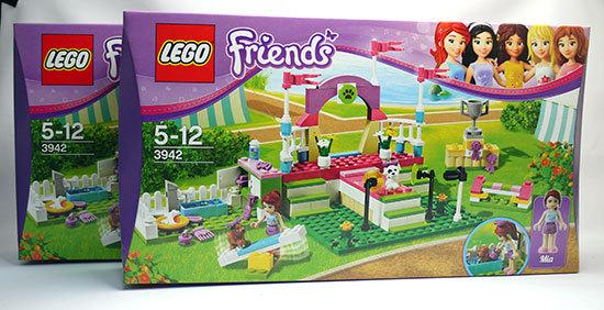 LEGO-3942-ハートレイクのドッグショーが来た.jpg