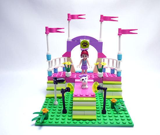 LEGO-3942-ハートレイクのドッグショーを作った4.jpg