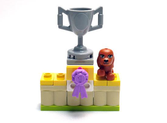 LEGO-3942-ハートレイクのドッグショーを作った6.jpg