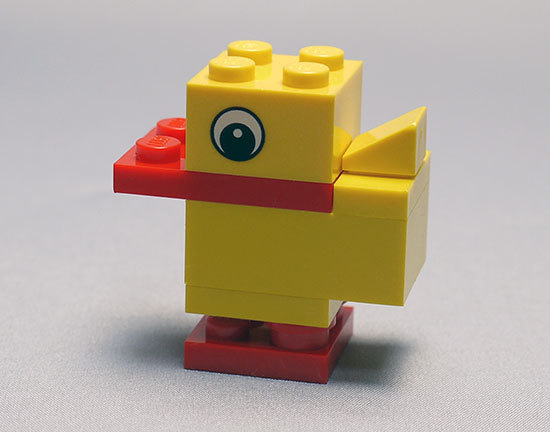 LEGO-40030-Duck-with-Ducklingsを作った11.jpg