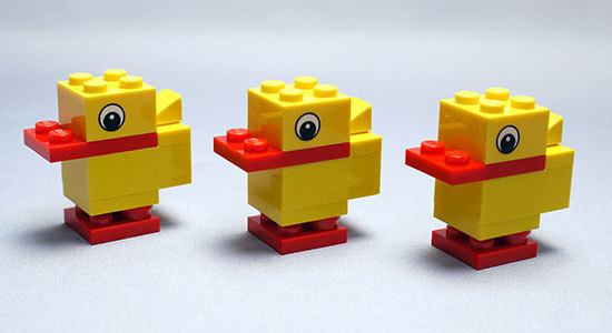 LEGO-40030-Duck-with-Ducklingsを作った12.jpg