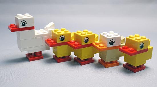 LEGO-40030-Duck-with-Ducklingsを作った16.jpg