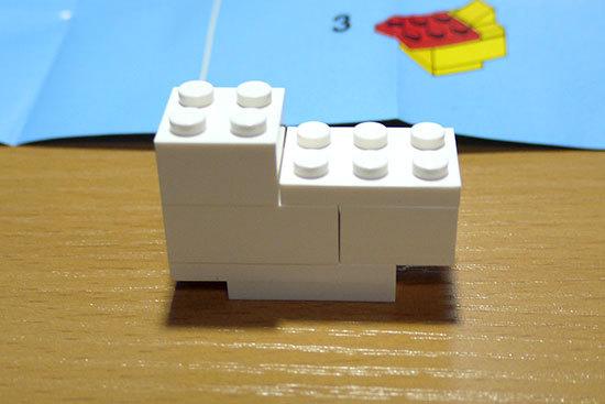LEGO-40030-Duck-with-Ducklingsを作った3.jpg