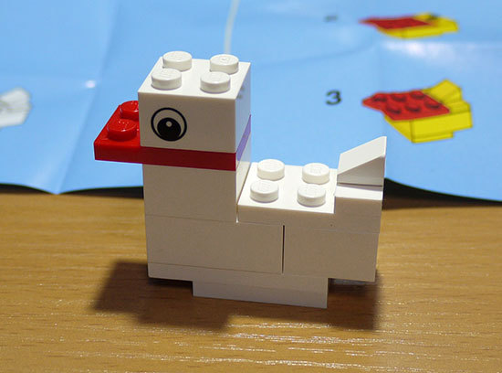 LEGO-40030-Duck-with-Ducklingsを作った4.jpg