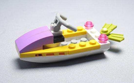 LEGO-41000-ジェットスキーを作った6.jpg