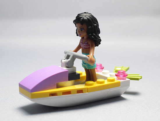 LEGO-41000-ジェットスキーを作った7.jpg