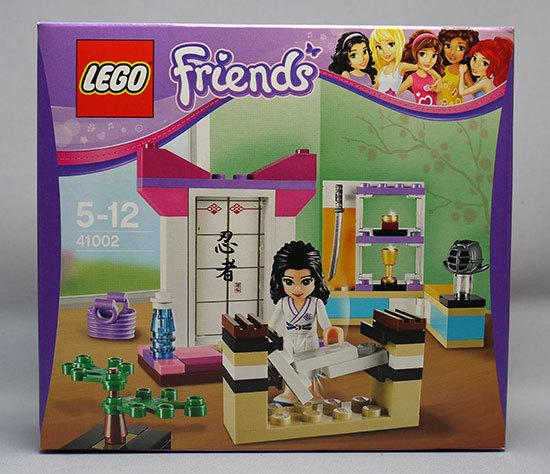 LEGO-41002-カラテレッスンが来た1.jpg