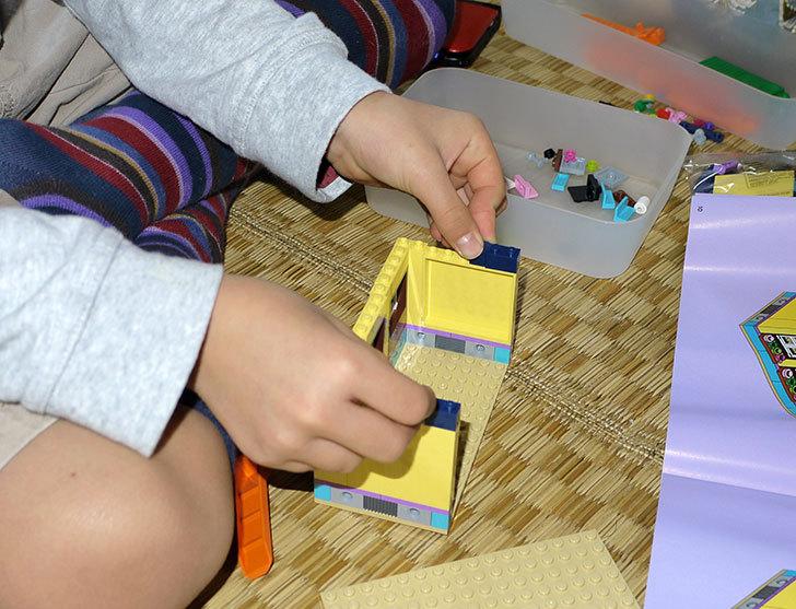 LEGO-41005-ハートレイクスクールを作った15.jpg