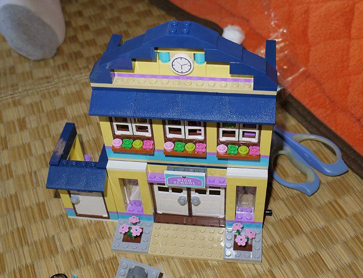 LEGO-41005-ハートレイクスクールを作った21.jpg