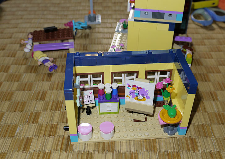 LEGO-41005-ハートレイクスクールを作った24.jpg