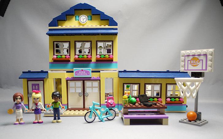 LEGO-41005-ハートレイクスクールを作った25.jpg