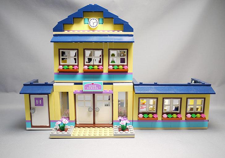 LEGO-41005-ハートレイクスクールを作った26.jpg