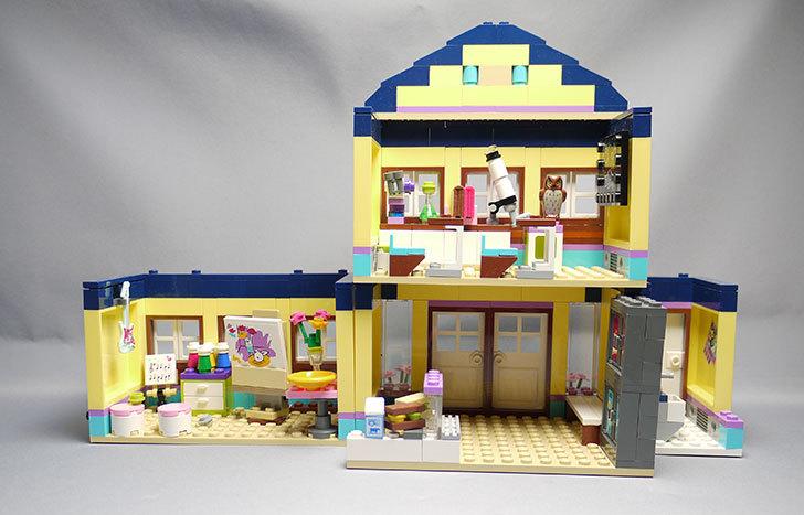 LEGO-41005-ハートレイクスクールを作った29.jpg